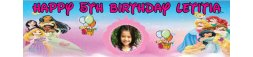 5th Birthday Party Banner 8