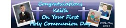 Communion Day Banner 21
