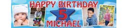 5th Birthday Party Banner 9