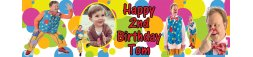 Mr Tumble Birthday Party Banner