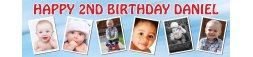 2nd Birthday Party Banner 10