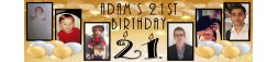 21st Birthday Banner 10
