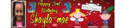 3rd Birthday Party Banner 7