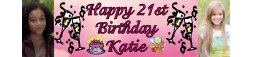 21st Birthday Banner 3