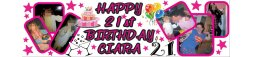 21st Birthday Banner 4