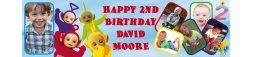2nd Birthday Party Banner 9
