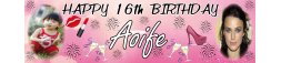16th Birthday Party Banner 4