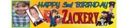 3rd Birthday Party Banner 3