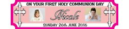 1st Holy Communion Banner 16
