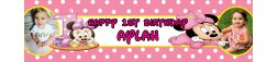 1st Birthday Party Banner 19