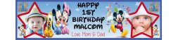 1st Birthday Party Banner 20