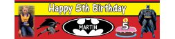 5th Birthday Party Banner 3