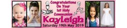 1st Holy Communion Banner 10