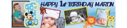 1st Birthday Party Banner 6