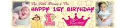 1st Birthday Party Banner 22