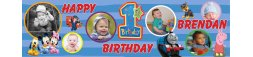 1st Birthday Party Banner 9