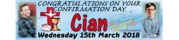 Confirmation Day Banner 5