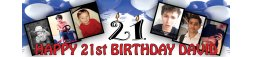 21st Birthday Party Banner 9