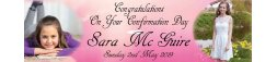 Confirmation Day Banner 9