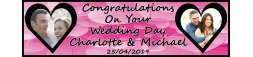 Wedding Day Banner 6