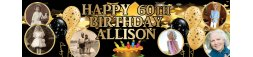 60th Birthday Banner 3