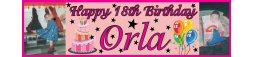 18th Birthday Party Banner 11