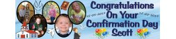 Confirmation Day Banner 10