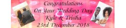 Wedding Day Banner 7