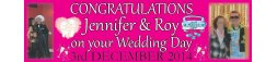 Wedding Day Banner 5