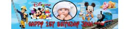 1st Birthday Party Banner 5