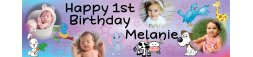 1st Birthday Party Banner 23