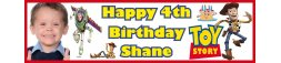 4th Birthday Party Banner 5