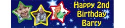2nd Birthday Party Banner 5