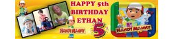 Handy Manny themed Birthday Banner