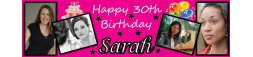 30th Birthday Party Banner 6
