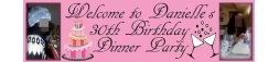 30th Birthday Party Banner 9