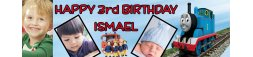 3rd Birthday Party Banner 2