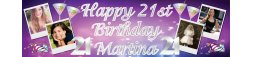 21st Birthday Banner 13