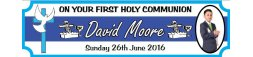 1st Holy Communion Banner 15