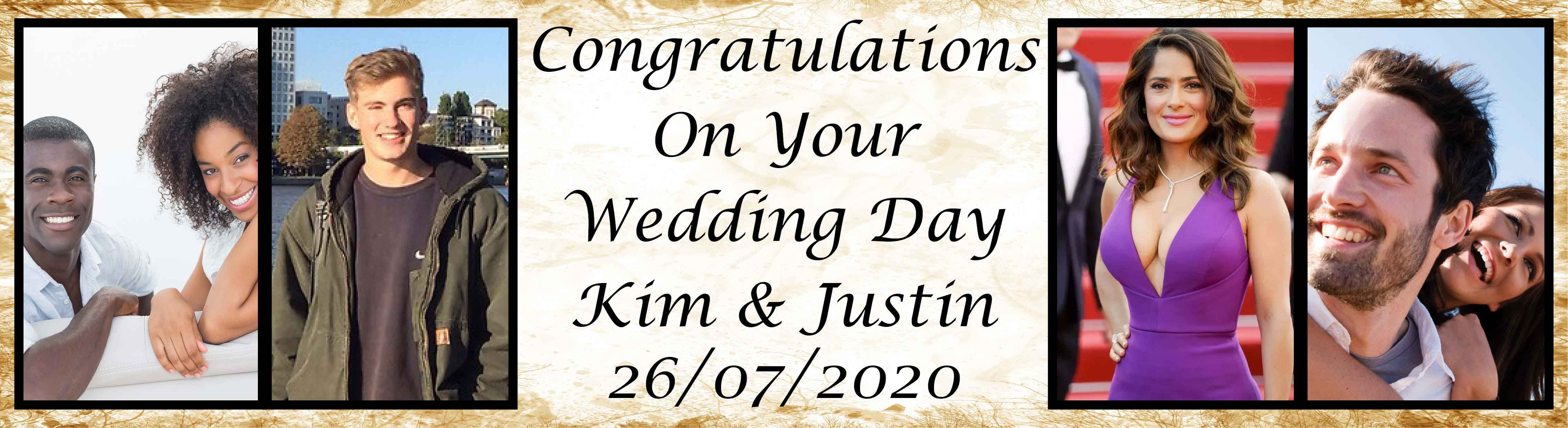 Wedding Day Banner 8